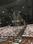 Supply and Install of Aluminium scaffold tower in school auditorium to replace lighting - Sydney