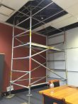 Hire aluminium scaffold for commercial property maintenance - Campbelltown