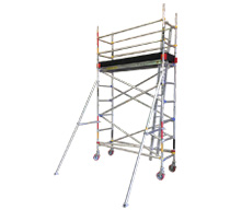 Narrow Scaffolding